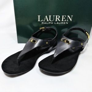 Lauren Ralph Lauren Shoes - Lauren Ralph Lauren Kacy Thong Sandals
